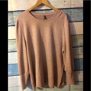 NWOT Beautiful size XXL sweater